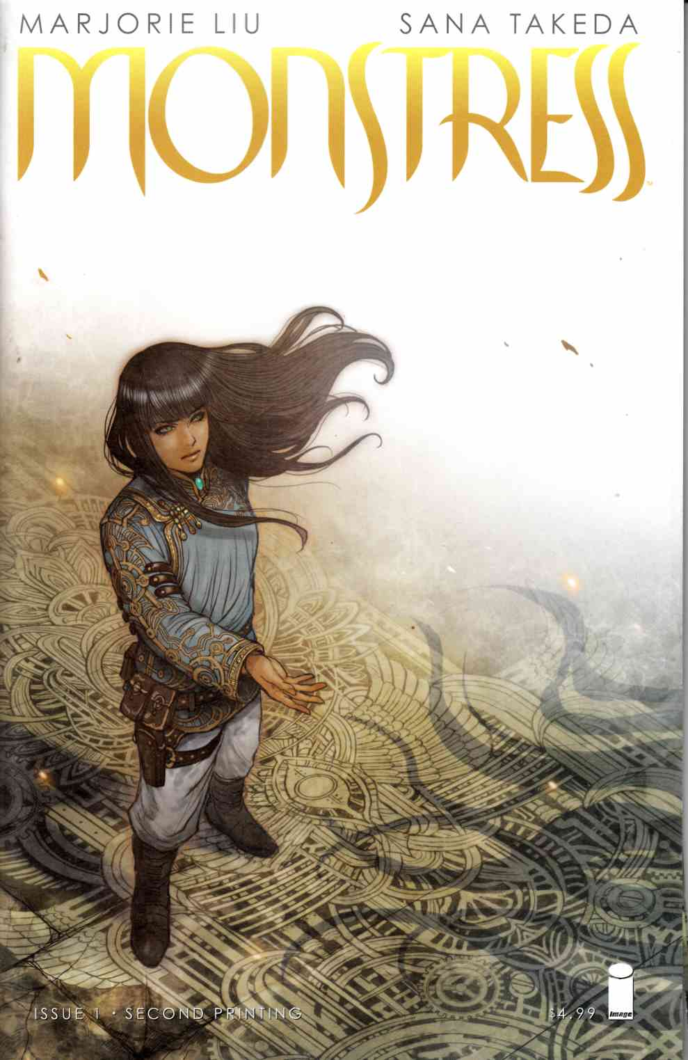 Monstress #1 Second Printing [Image Comic]