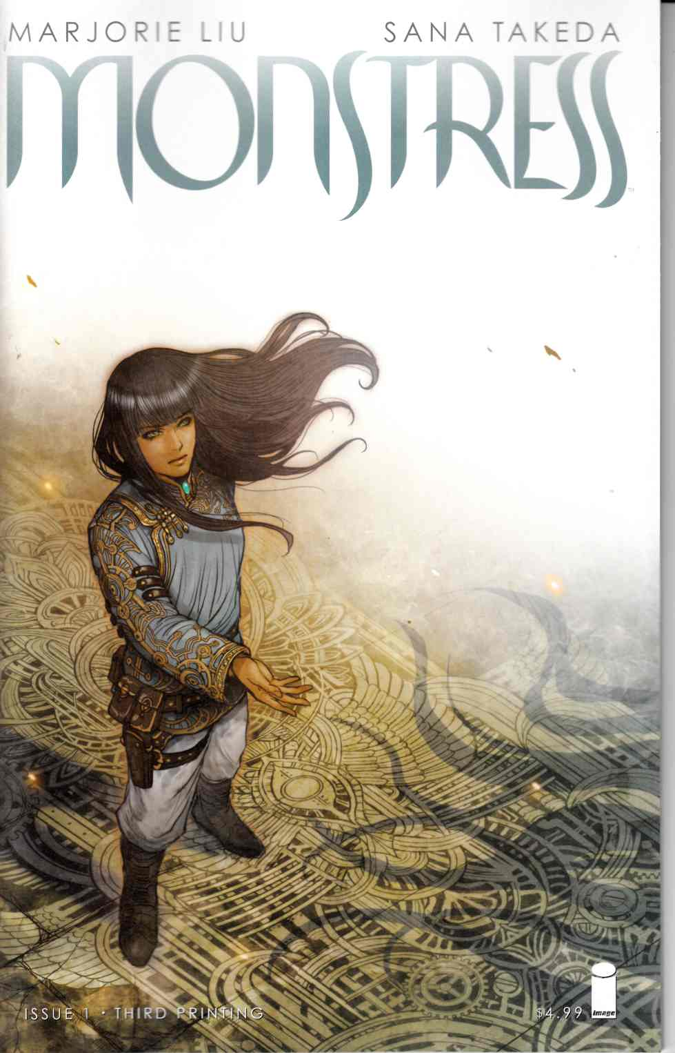 Monstress #1 Third Printing [Image Comic]