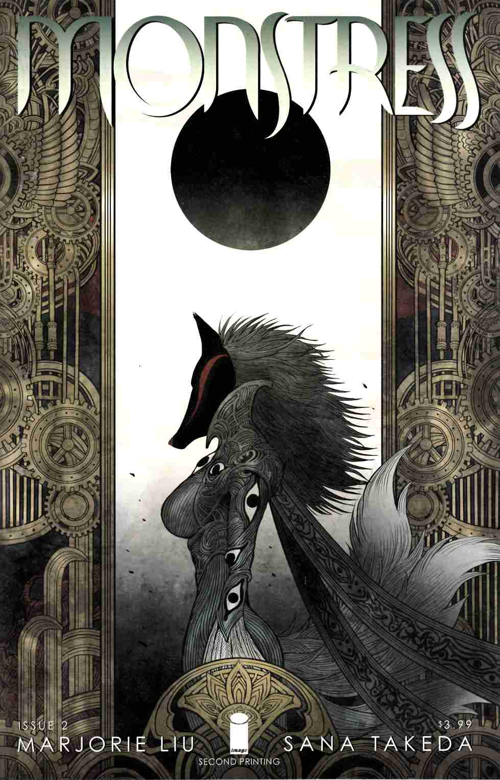 Monstress #2 Second Printing [Image Comic]