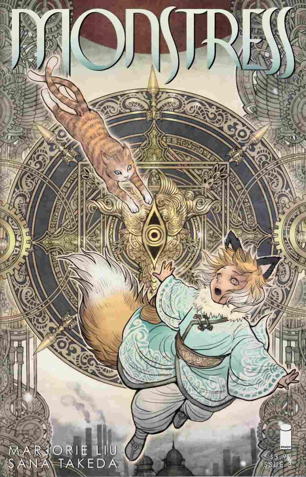 Monstress #3 [Image Comic]