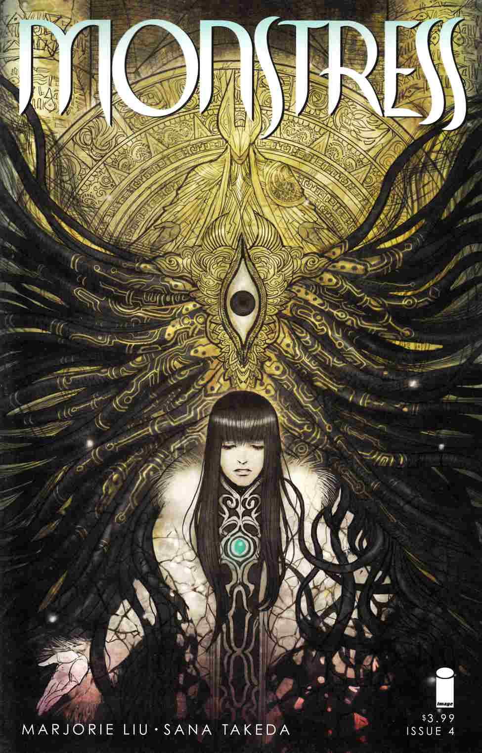 Monstress #4 [Image Comic]