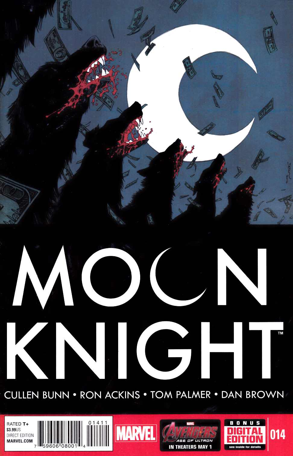Moon Knight #14 [Marvel Comic] THUMBNAIL