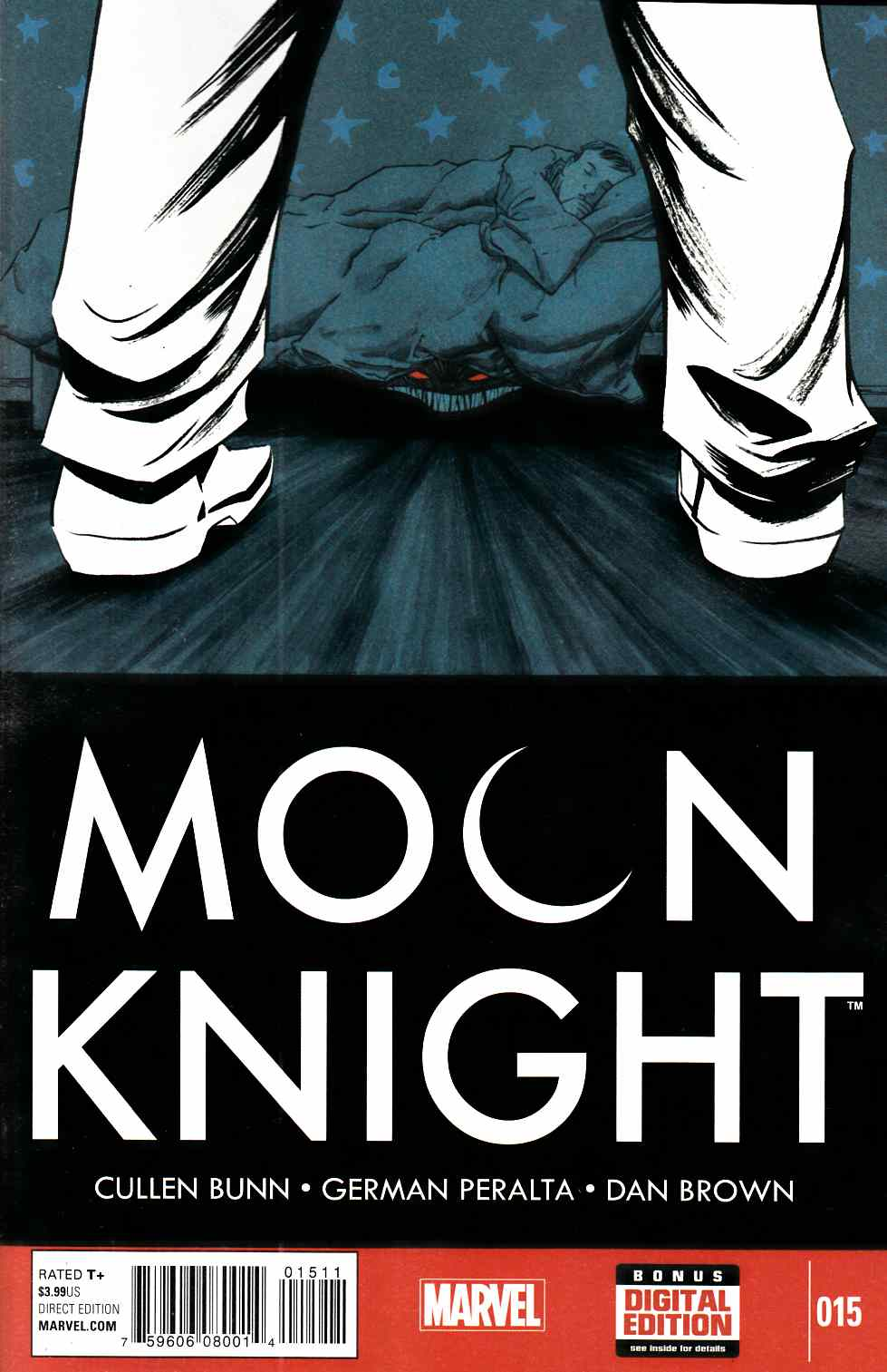 Moon Knight #15 [Marvel Comic] THUMBNAIL