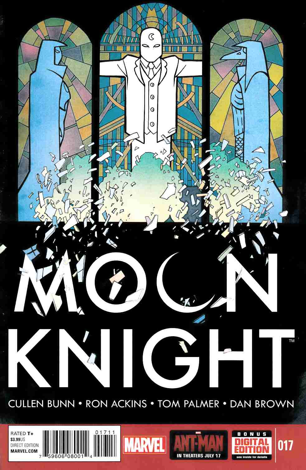Moon Knight #17 [Marvel Comic] THUMBNAIL