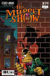 Muppet Show #7 (Cover B)_LARGE