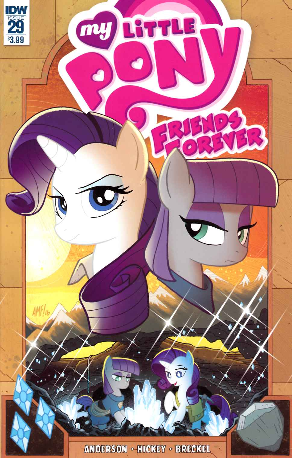 My Little Pony Friends Forever #29 [IDW Comic] LARGE