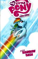 My Little Pony Micro Series #2 Rainbow Dash Cover A [Comic]