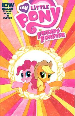 My Little Pony Friends Forever #1 Cover RI [Comic] LARGE