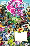 My Little Pony Friendship Is Magic #1 Dynamic Forces Exclusive [Comic] THUMBNAIL