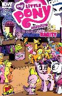 My Little Pony Micro Series #3 DF Exclsuive Cover [Comic] THUMBNAIL
