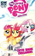 My Little Pony Micro Series #7 Cover RI [Comic] THUMBNAIL