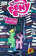 My Little Pony Micro Series #1 Twilight Sparkle DF Exclusive Cover [Comic] THUMBNAIL