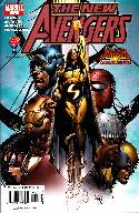 New Avengers #10 [Marvel Comic]