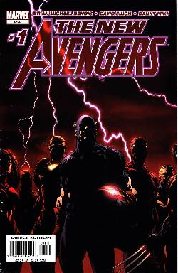 New Avengers #1 [Marvel Comic]