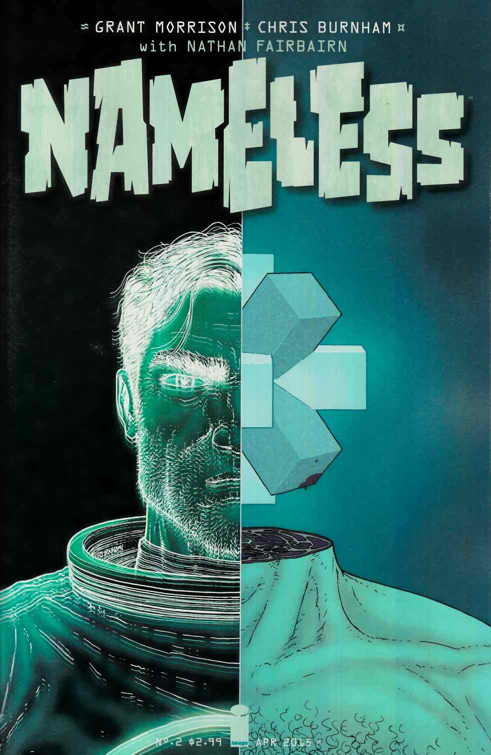 Nameless #2 Second Printing [Image Comic] THUMBNAIL