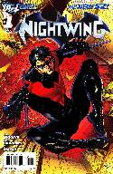 Nightwing #1 Near Mint (9.4) [DC Comic] THUMBNAIL