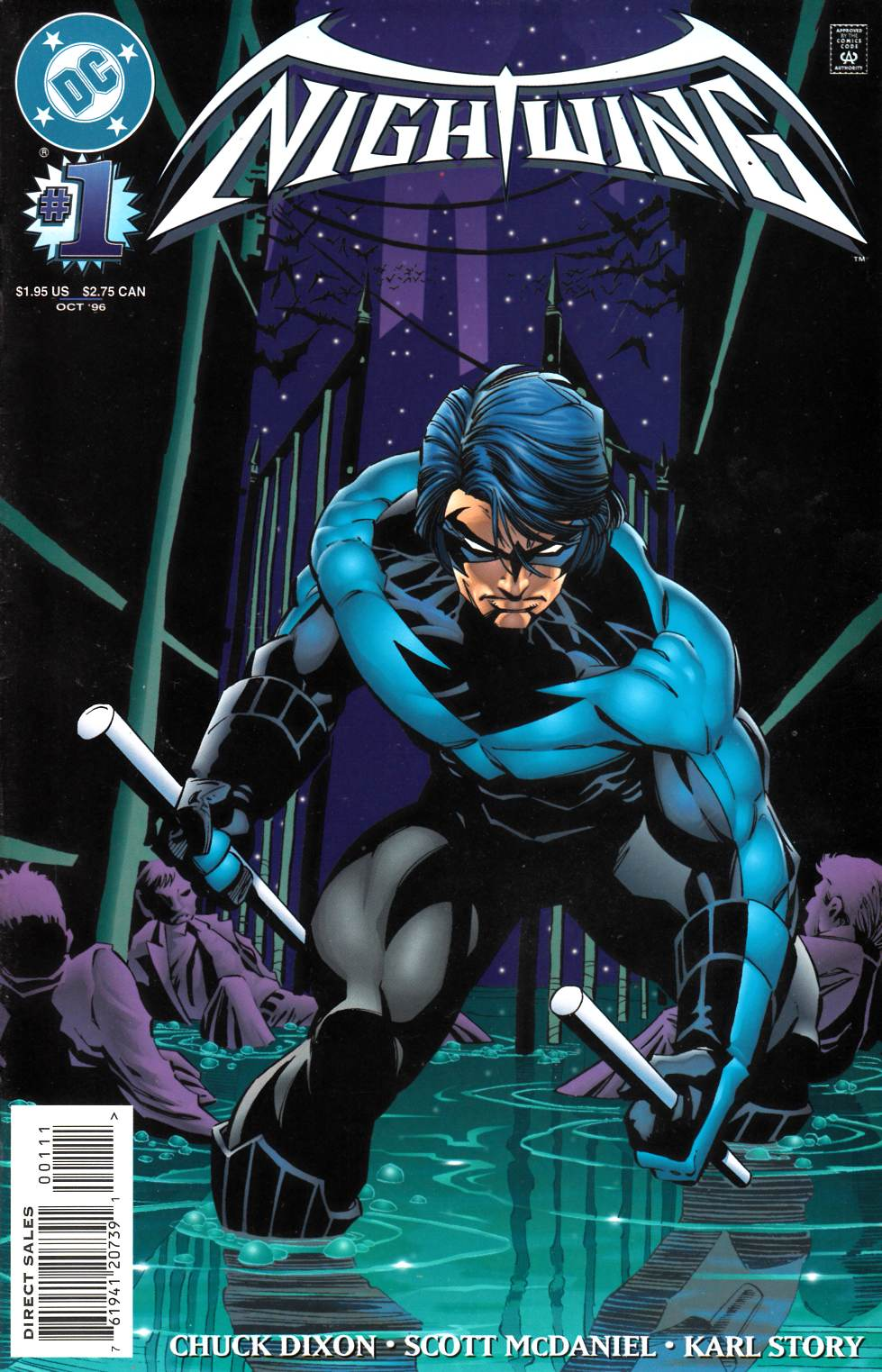Nightwing #1 Very Fine (8.0) [DC Comic] THUMBNAIL