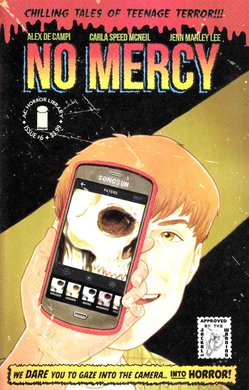 No Mercy #6 [Image Comic] THUMBNAIL