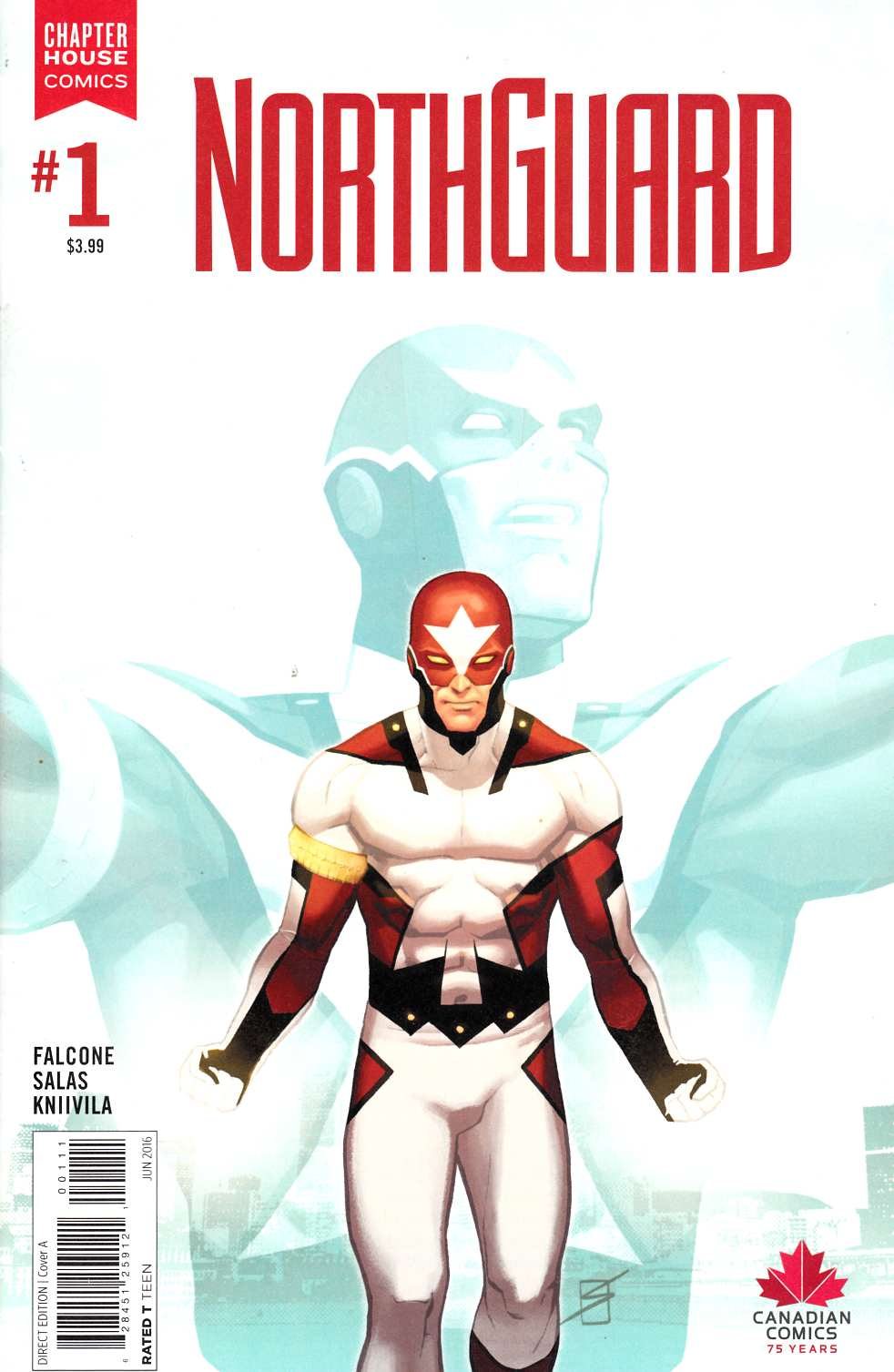 Northguard #1 Cover A [Chapterhouse Comic] LARGE