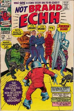Not Brand Echh #1 [Marvel Comic] LARGE