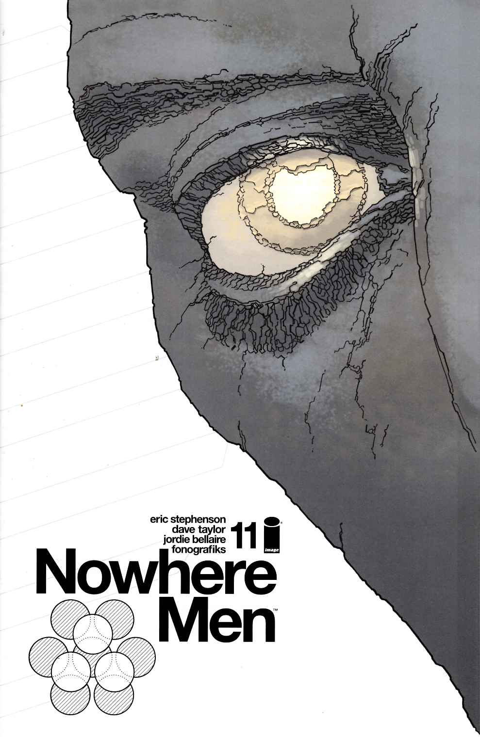 Nowhere Men #11 [Image Comic] LARGE