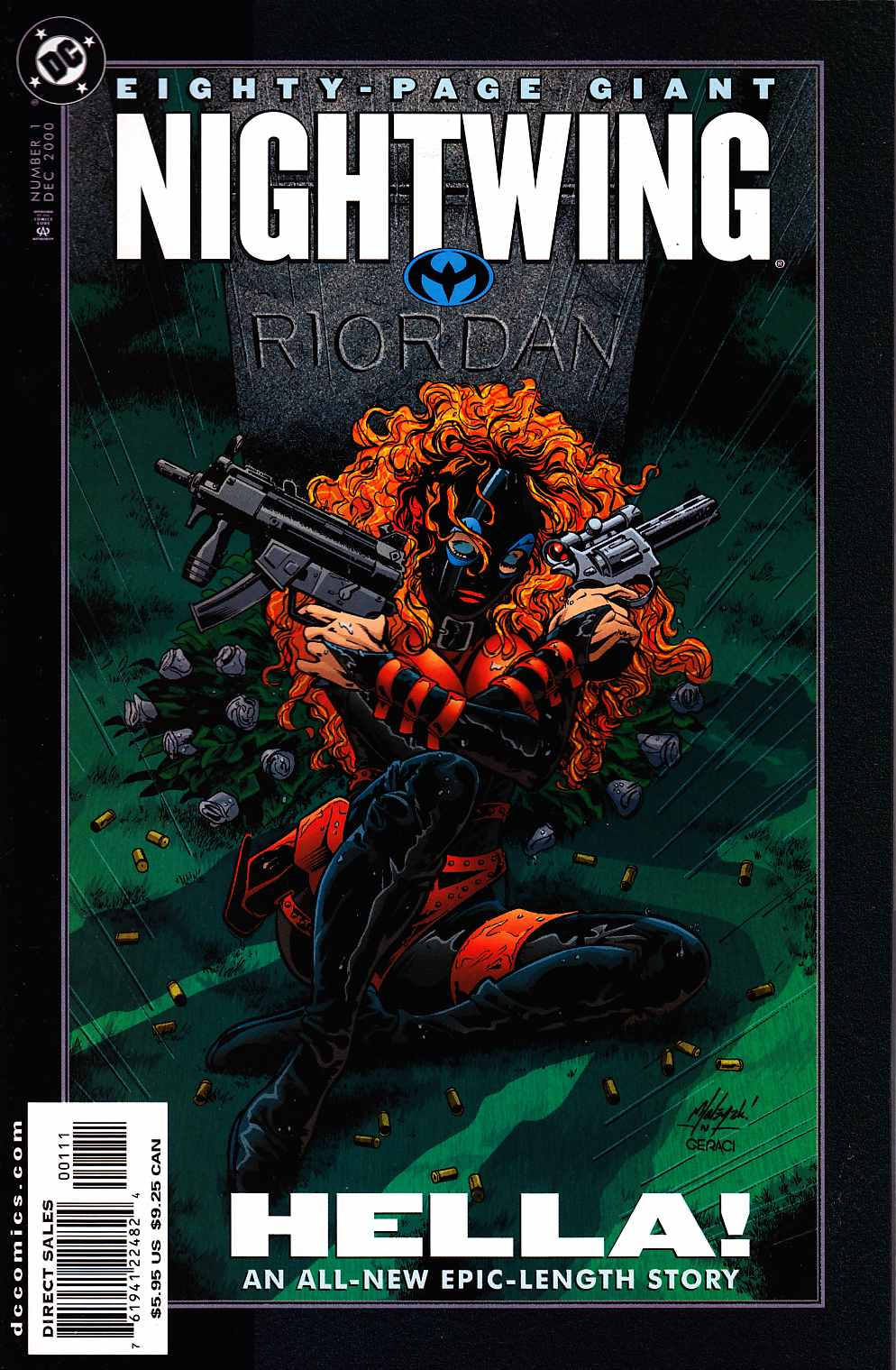 Nightwing 80 Page Giant #1 Near Mint (9.4) [DC Comic] LARGE