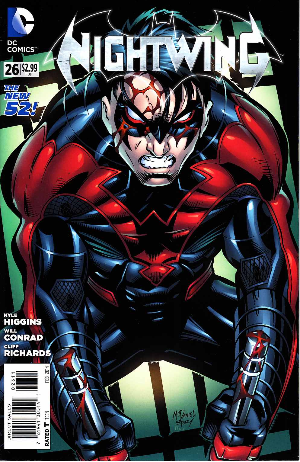 Nightwing #26 [DC Comic] LARGE