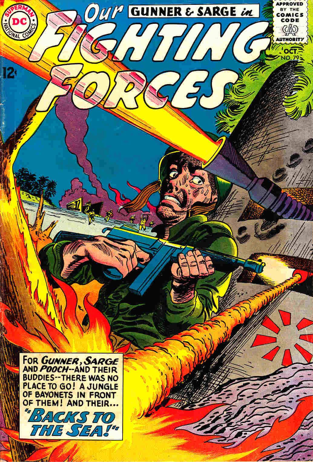 Our Fighting Forces #79 [DC Comic]_THUMBNAIL