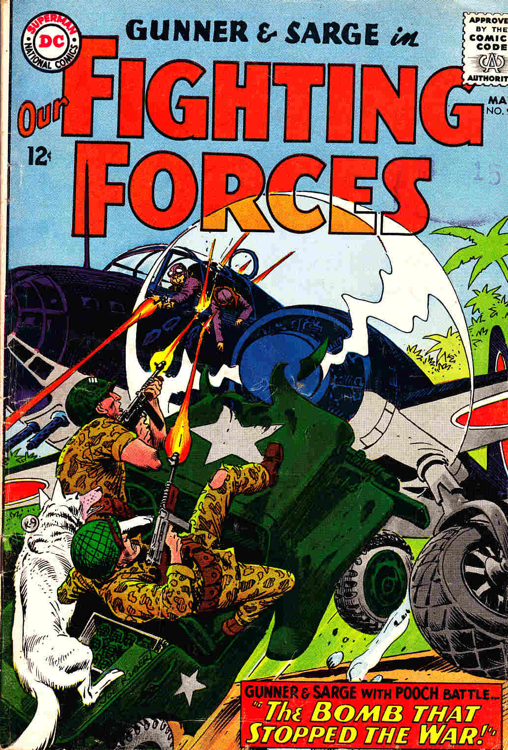 Our Fighting Forces #92 [DC Comic]_THUMBNAIL