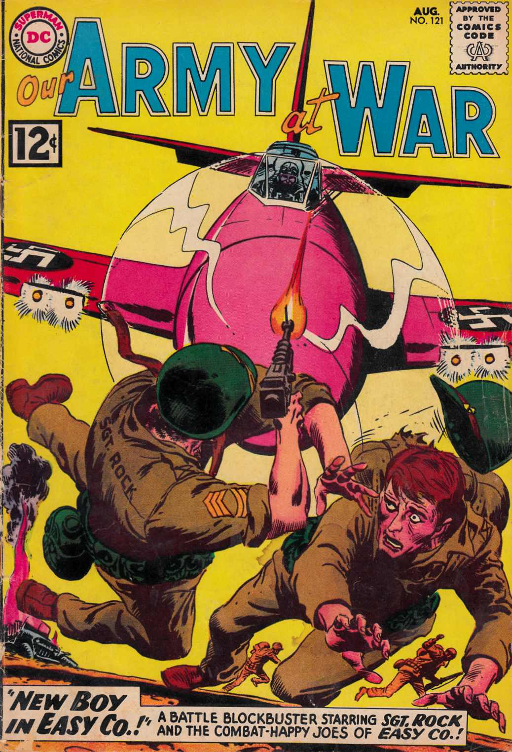Our Army at War #121 [DC Comic]_THUMBNAIL