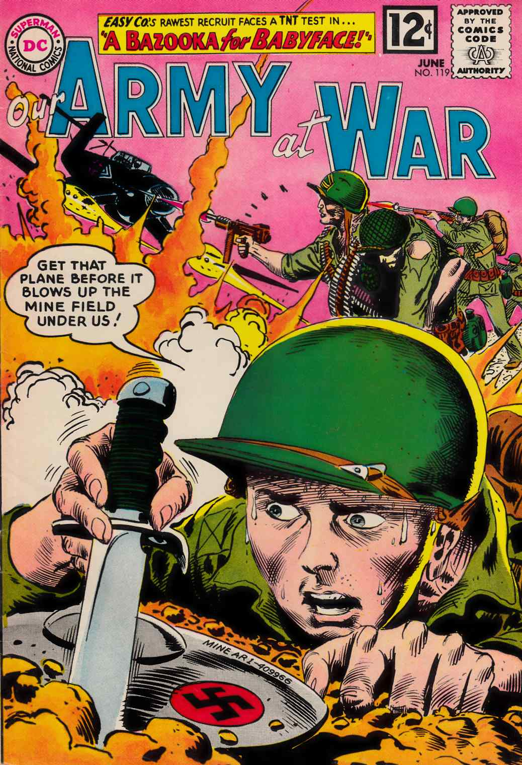 Our Army at War #119 [DC Comic]_THUMBNAIL