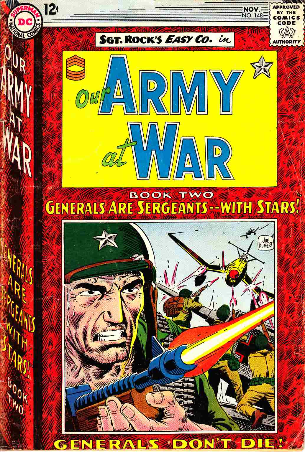 Our Army at War #148 [DC Comic]_THUMBNAIL