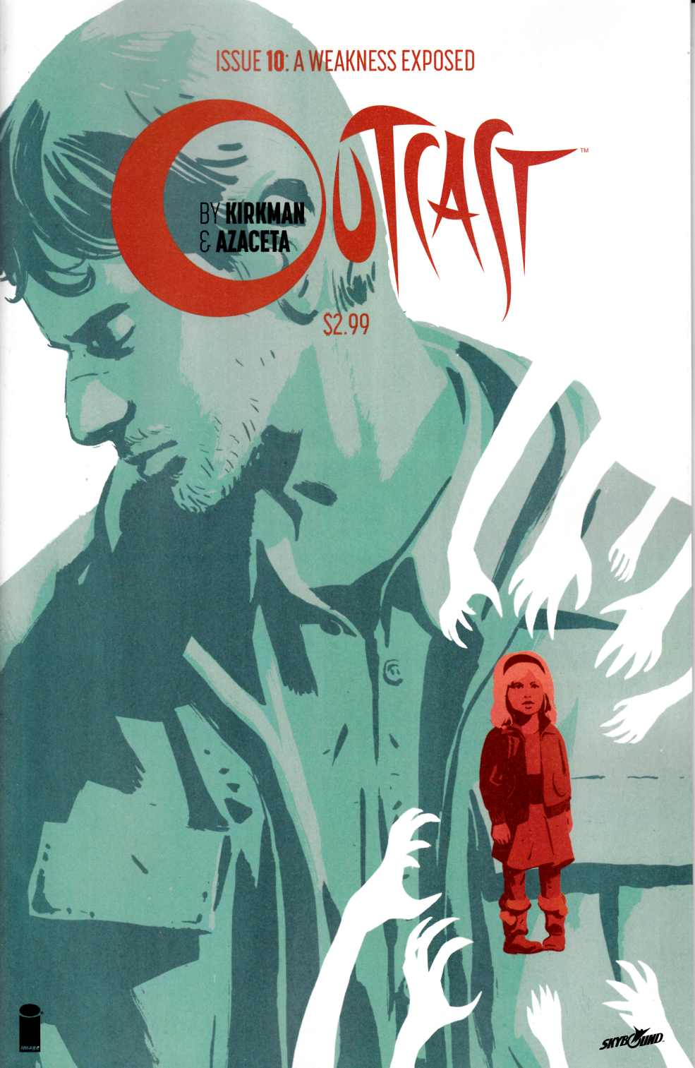 Outcast By Kirkman & Azaceta #10 Near Mint (9.4) [Image Comic] THUMBNAIL