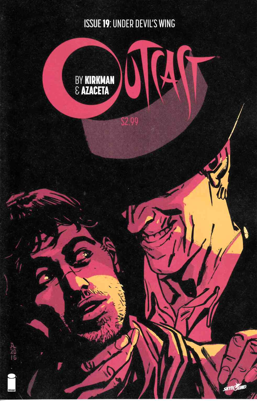Outcast By Kirkman & Azaceta #19 [Image Comic] THUMBNAIL