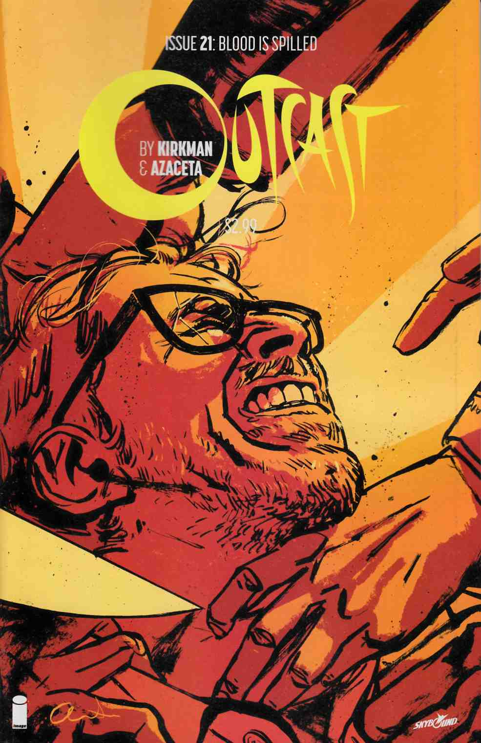 Outcast by Kirkman & Azaceta #21 [Image Comic] THUMBNAIL