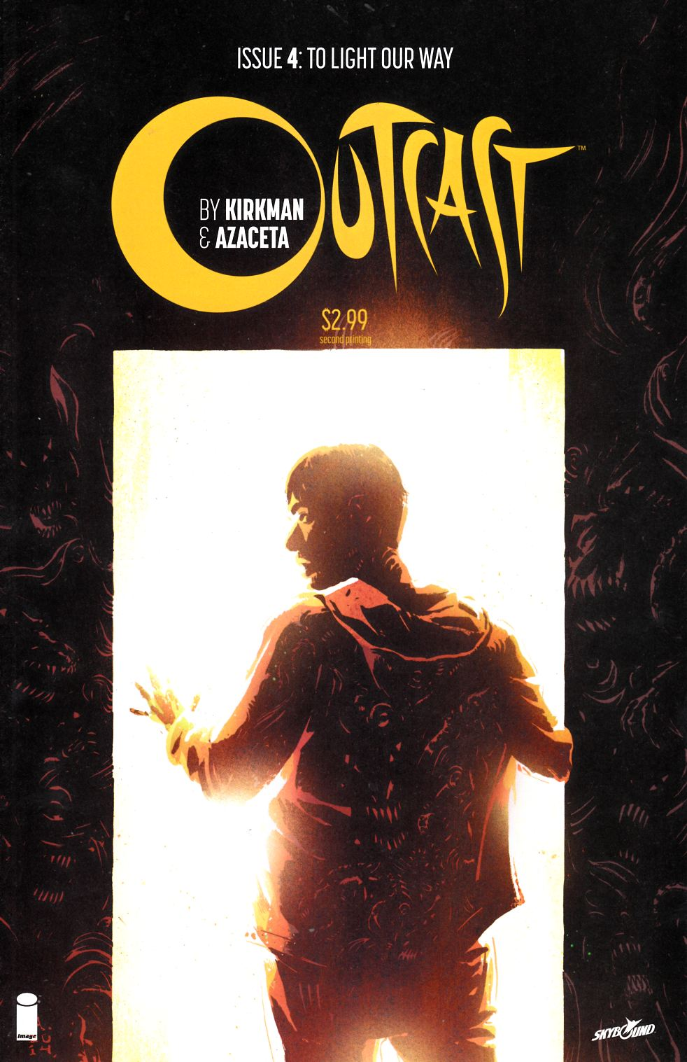 Outcast By Kirkman & Azaceta #4 Second Printing [Comic] THUMBNAIL