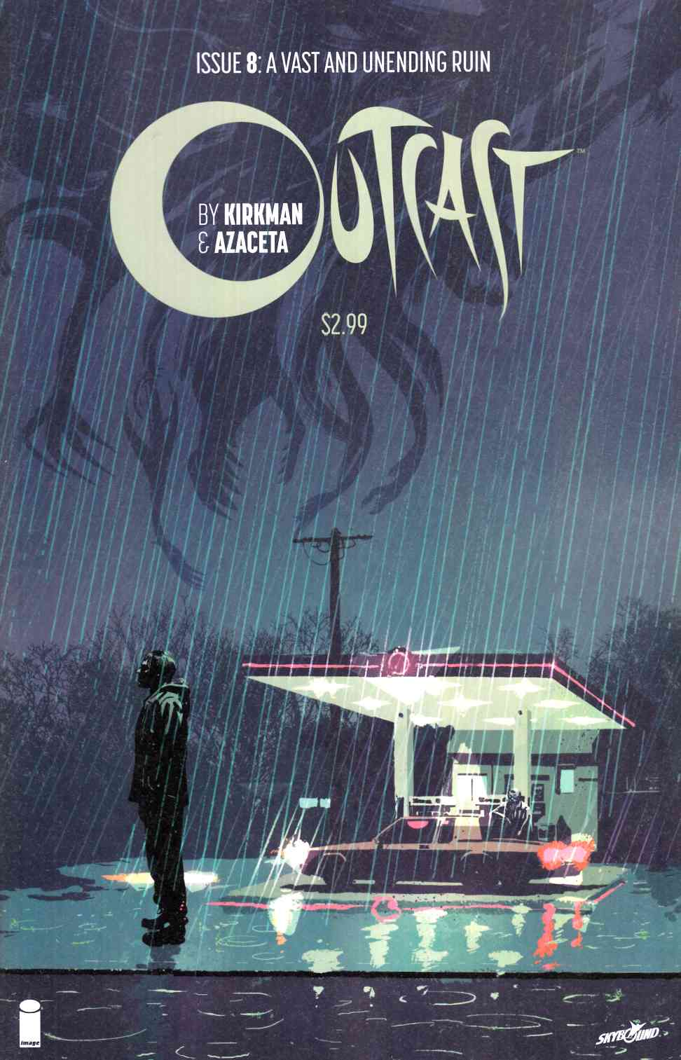 Outcast By Kirkman & Azaceta #8 [Image Comic] THUMBNAIL