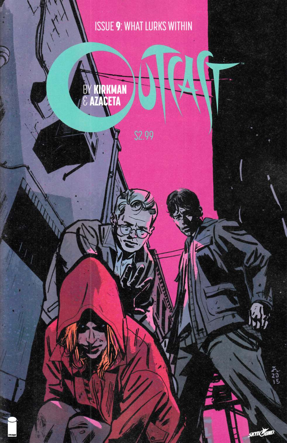 Outcast By Kirkman & Azaceta #9 [Image Comic] THUMBNAIL