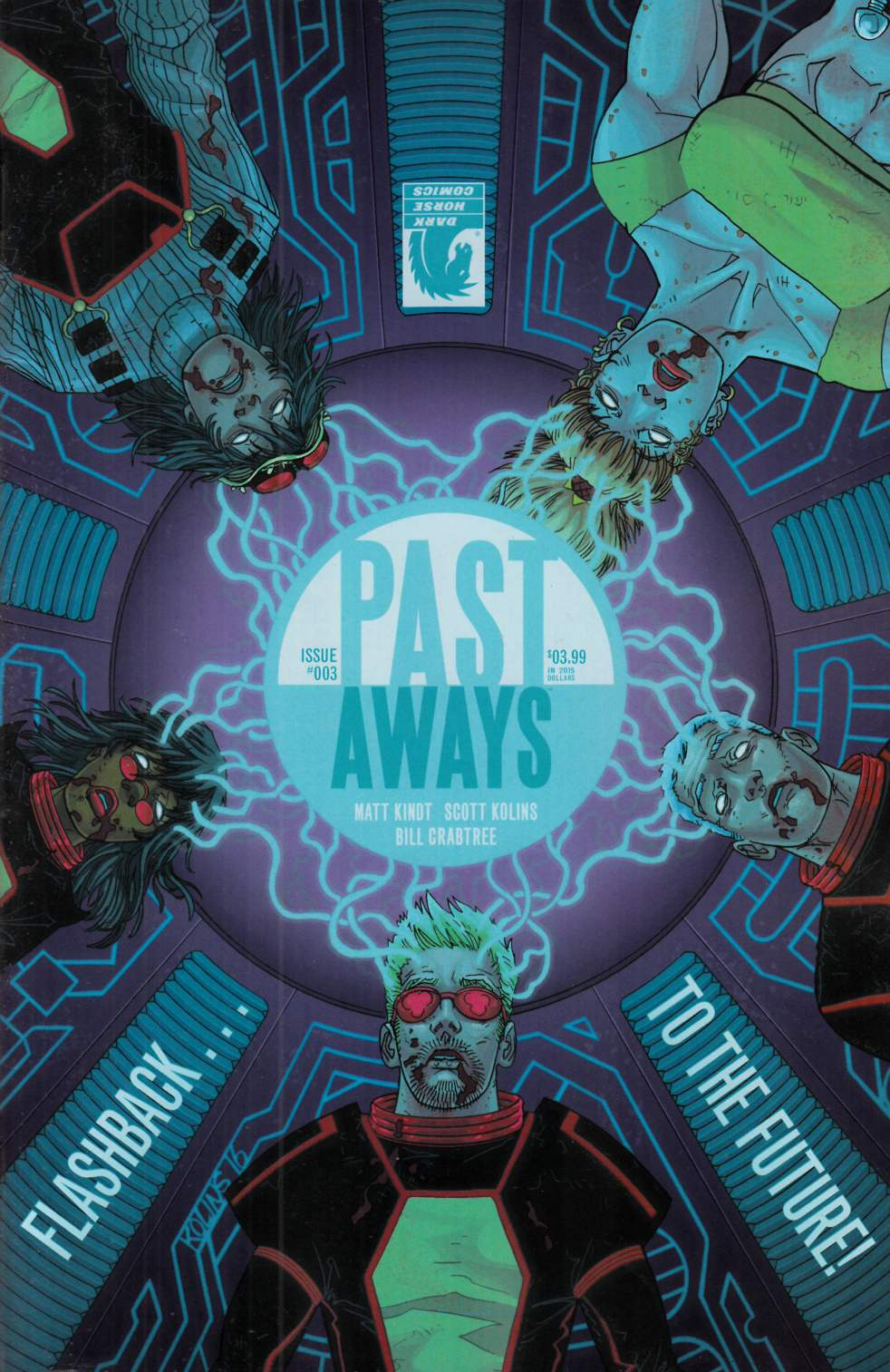 Pastaways #3 [Dark Horse Comic]_THUMBNAIL