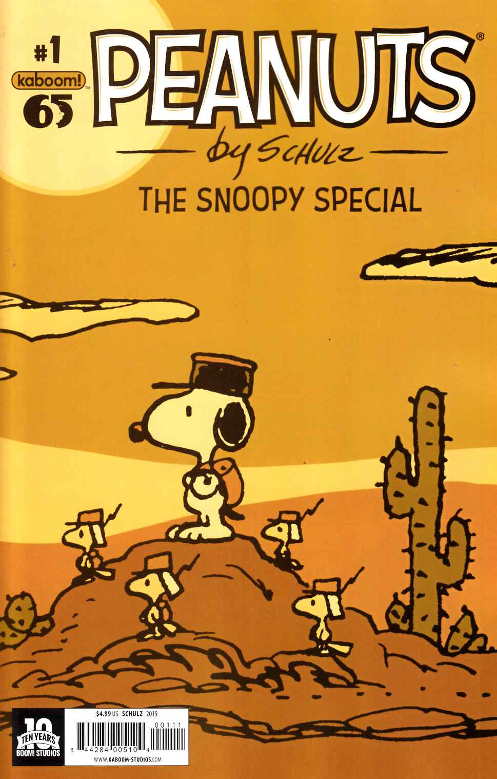 Peanuts Snoopy Special #1 [Boom Comic] THUMBNAIL