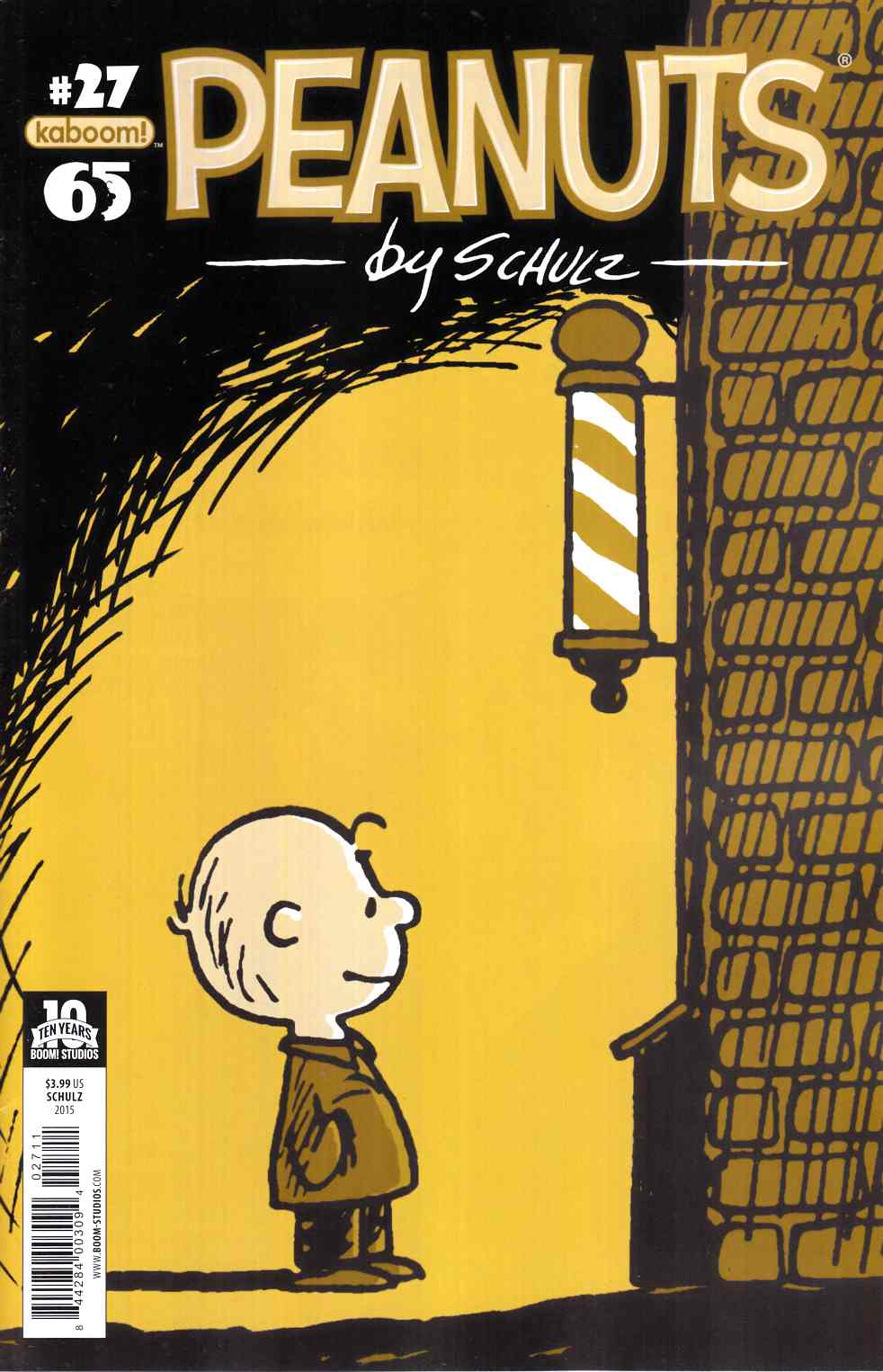 Peanuts Vol 2 #27 [Boom Comic] LARGE