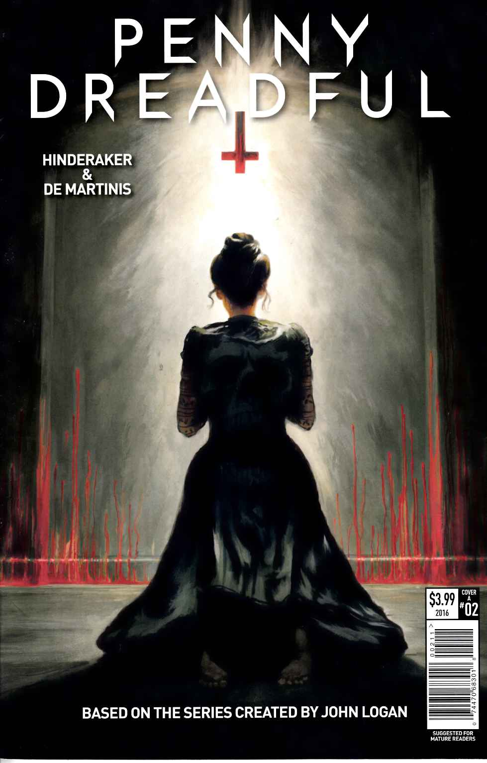 Penny Dreadful #2 Cover A [Titan Comic]