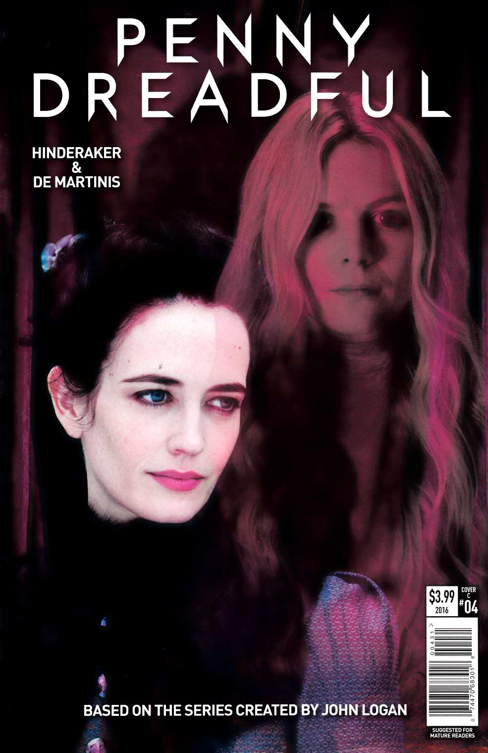 Penny Dreadful #4 Cover C [Titan Comic] THUMBNAIL