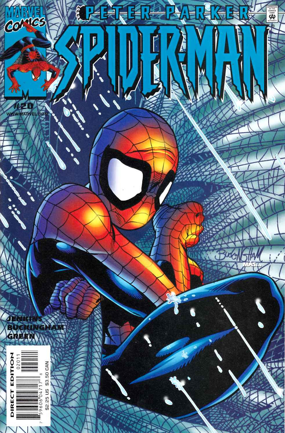 Peter Parker Spider-Man #20 Very Fine (8.0) [Marvel Comic] LARGE