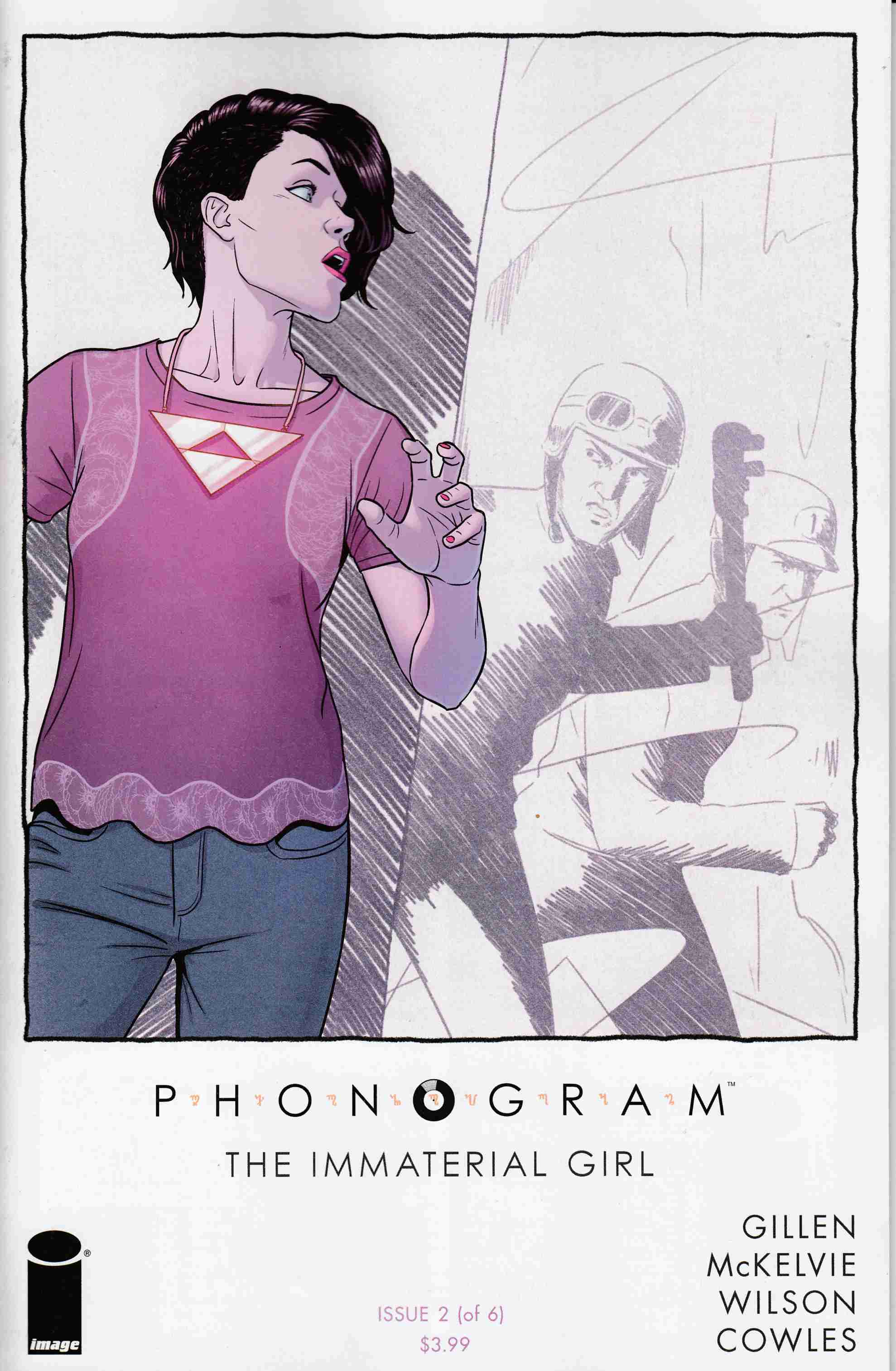 Phonogram the Immaterial Girl #2 [Image Comic] THUMBNAIL