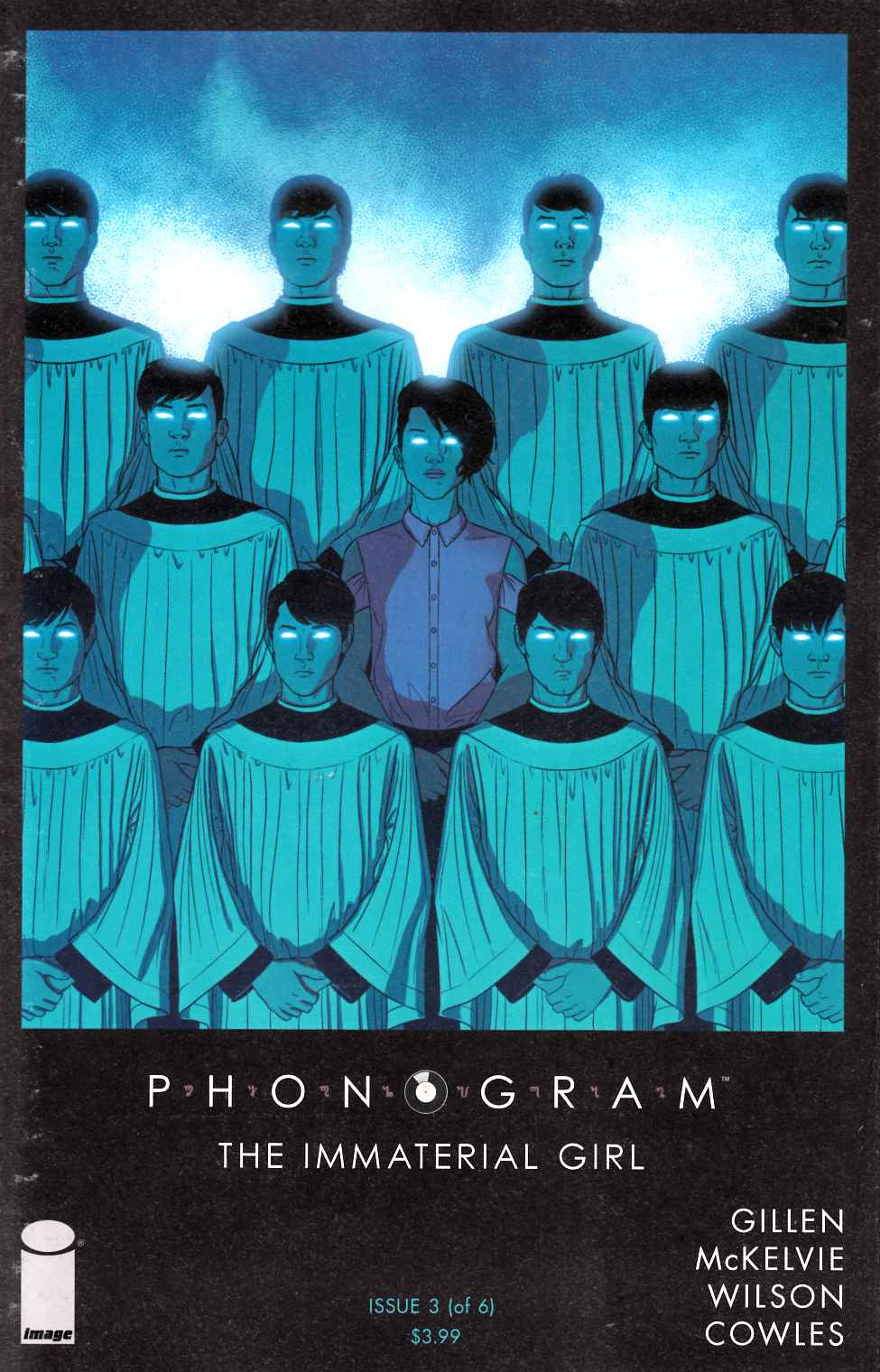 Phonogram the Immaterial Girl #3 [Image Comic] THUMBNAIL
