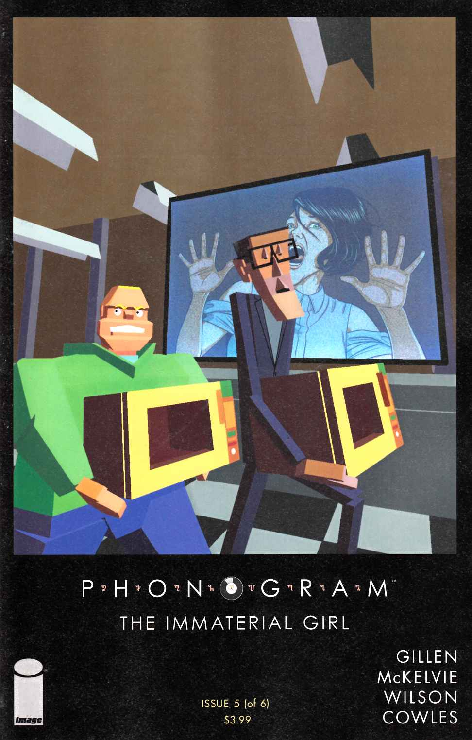 Phonogram the Immaterial Girl #5 [Image Comic] THUMBNAIL