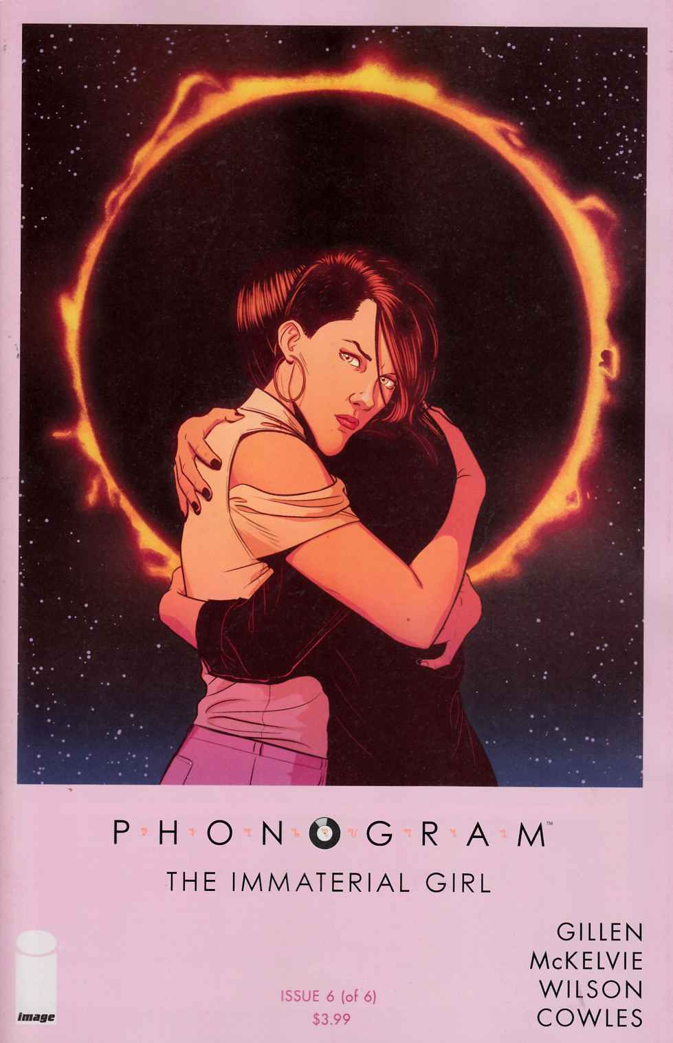 Phonogram the Immaterial Girl #6 [Image Comic] THUMBNAIL