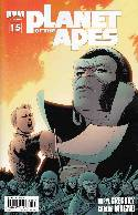 Planet Of The Apes #15 Cover B [Comic] THUMBNAIL
