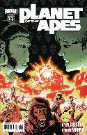 Planet Of The Apes #13 Cover A- Damian Couceiro [Comic] THUMBNAIL